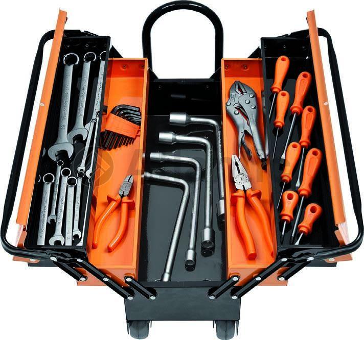 Pin exhibidores on pinterest - Caja herramientas con ruedas ...